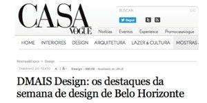 CASA VOGUE – DEMAIS DESIGN 2016