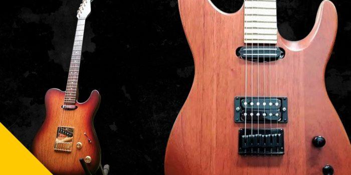 Instrumentos Musicais Feitos Em Cedro Se Destacam Por Sonoridade E Resistência